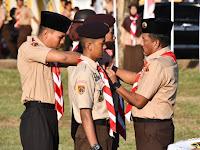 Bentuk Generasi Muda Tangguh dan Mandiri, TNI AD Gelar Persami Terpusat di Gombong