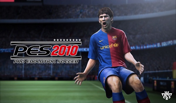 تحميل لعبة PES 2010