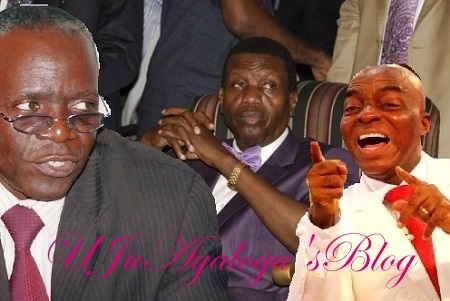 Pastor Adeboye And Co Are Businessmen Using Church To Milk Innocent Nigerians Dry - Falana