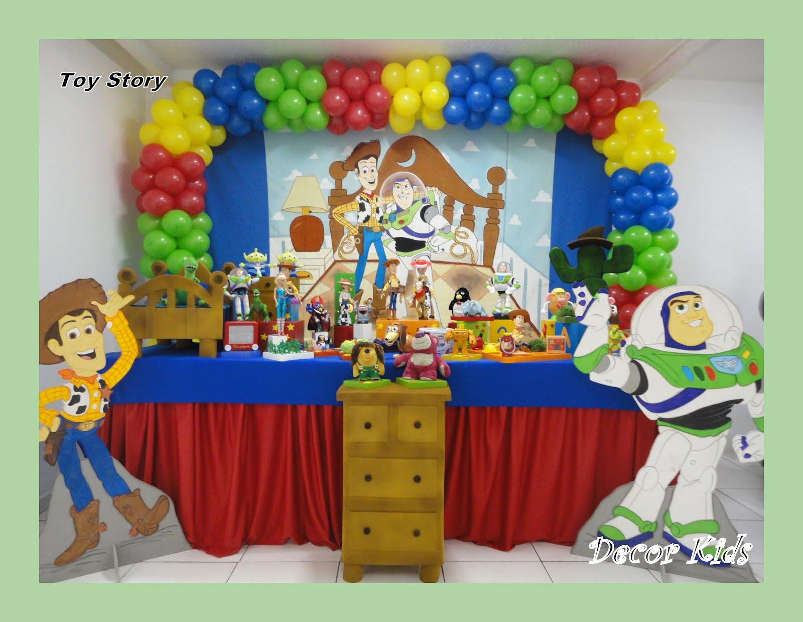 Toy Story 4 2012 : Decor kids decorações infantis toy story