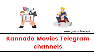 Kannada Movies Telegram Channels  ( & Kannada Movies Telegram Groups )