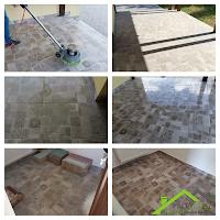 Curățenie Profesională După Constructor Terasă