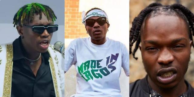 #Headies2019: Wizkid & Naira Marley shade 'Headies 2019' after Zlatan lost to Rema