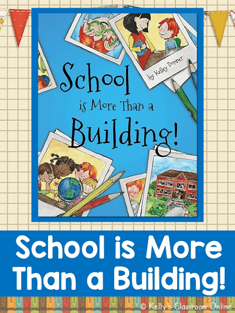 School is More Than a Building by Kelley Donner