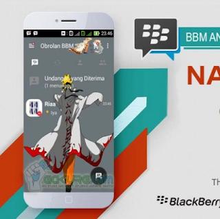 BBM Mod Naruto Hokage
