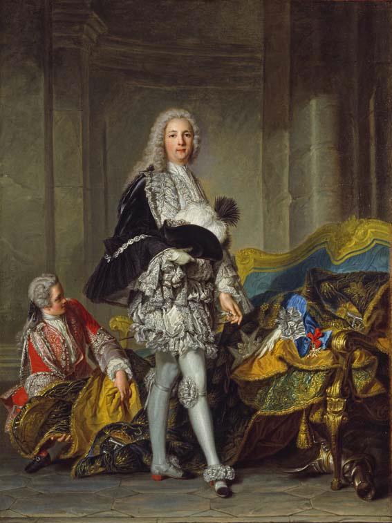 Stan ważniejszy niż płeć, czyli dlaczego koronki nie odbierały XVIII-wiecznym mężczyznom męskości