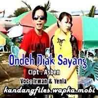 Irwan Purja & Yenia Tata - Ondeh Diak Sayang (Full Album)