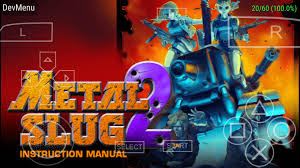 Metal Slug 2 PSP-PPSSPP-Update-New