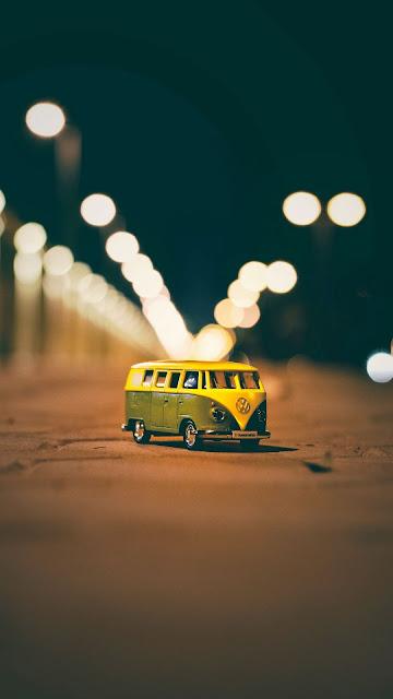 Volkswagen Van Toy