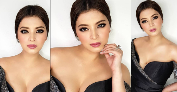 These Photos Of Angel Locsin Showed Nothing But Pure Beauty And Elegance!