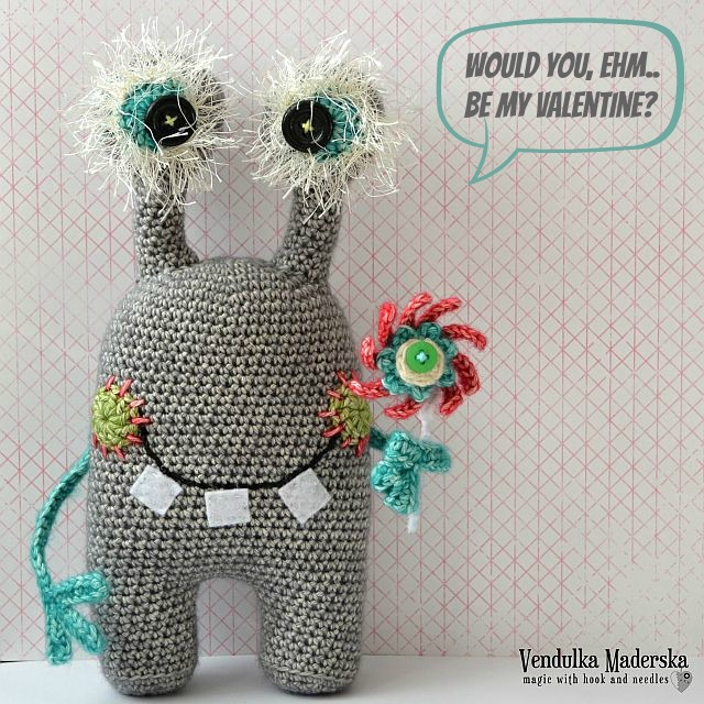 crochet pattern by VendulkaM