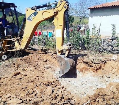 Prefeitura Municipal de Amparo inicia programa de recuperação de poços na Zona Rural