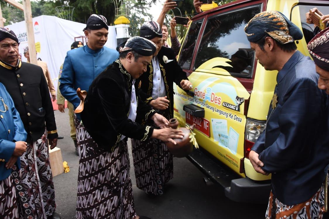 Mobil Layanan Keliling Siap Layani Masyarakat