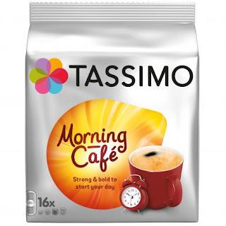 Cumpara aici capsule cafea Tassimo Morning cafe
