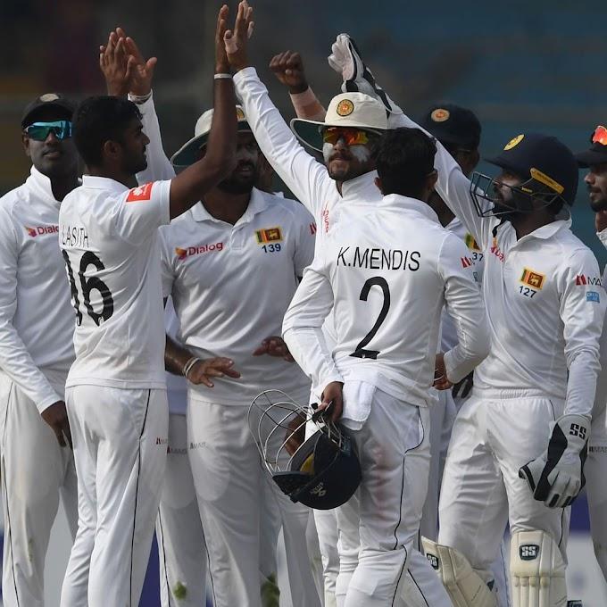 PAK vs SL, 2nd Test: Pakistan dismissed for 191 runs on day 1, Sri Lanka in command