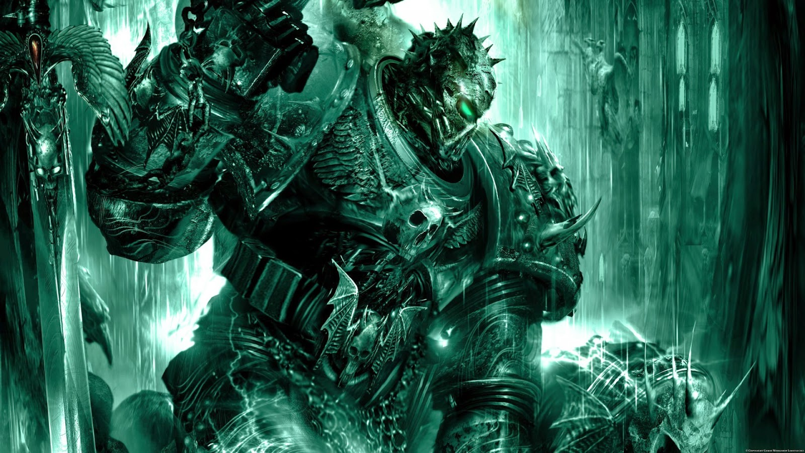 The Future of Warhammer 40k and Fantasy - Faeit 212 ...