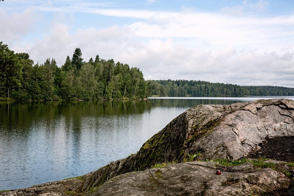 Espoo, Ranta, Järvi, Luonto, Bodomjärvi