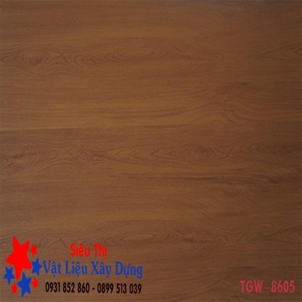 Tấm Ốp Tường PVC Vân Gỗ TGW-8605