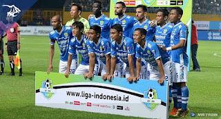 Daftar Pemain Persib Bandung 2018 Terbaru