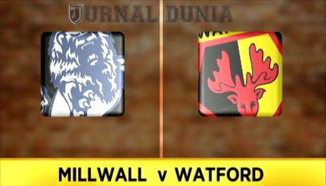 Prediksi Millwall vs Watford , Rabu 27 Januari 2021 Pukul 02.00 WIB
