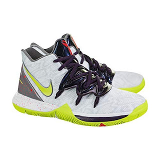 promo code 4b1f7 b2206 ✔ The best Nike Kyrie 5 (gs) Big Kids Aq2456-102 Size 4.5 ★ 2019