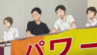 ハイキュー!! アニメ 2期13話 | HAIKYU!! Karasuno vs Kakugawa