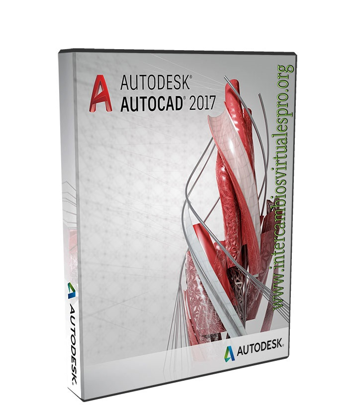 Autodesk AutoCAD 2017.1 poster box cover