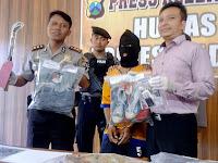 Gara gara Uang Rp 100 Ribu, Tega Membunuh Mantan Istrinya yang Sedang Hamil