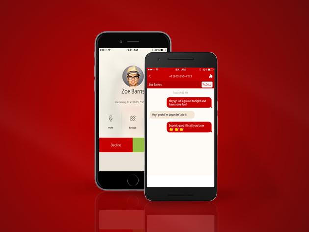 aplikasi nomor telepon virtual hushed