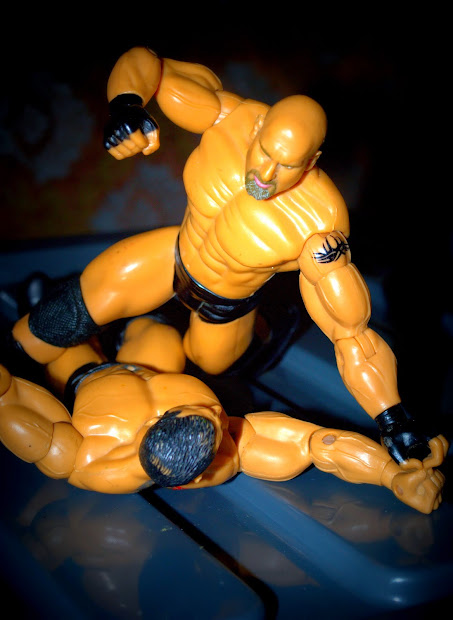 Bill Goldberg Wrestling Action Figure Toy Toys