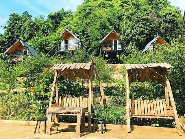 Three homestays with beautiful views of Moc Chau