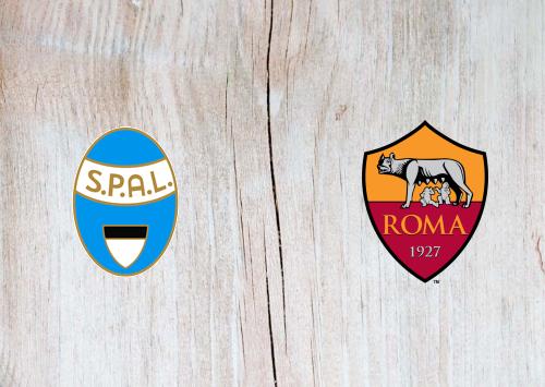 SPAL vs Roma -Highlights 22 July 2020