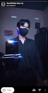 Cara Mendapatkan Filter Ig Stay With Me Glowup Jepang Gampang Banget
