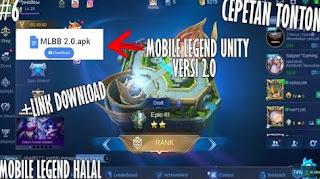 Download Mobile Legend Unity V2.0