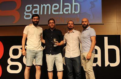 gamelab 2019, gris