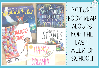 end of year picture book countdown