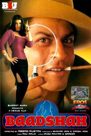 Download Baadshah (1999) Hindi Movie 480p   720p   1080p WEB-DL 450MB   1.3GB