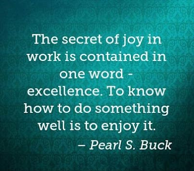 Quotes About Excellence At Work