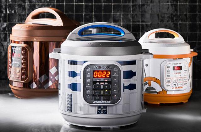 Salen a la venta los robots de cocina de Star Wars