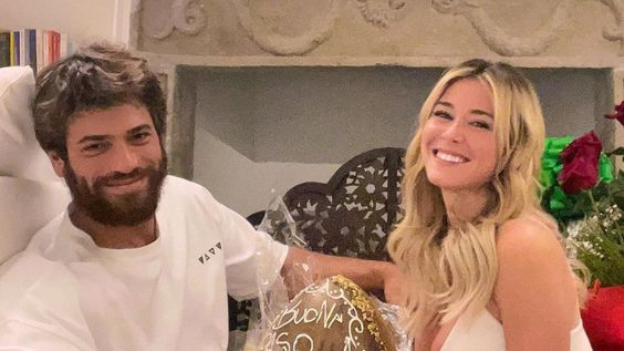 Can Yaman and Diletta Leotta, Rosica's backstory: 'There is intimacy but they don't sleep together'
