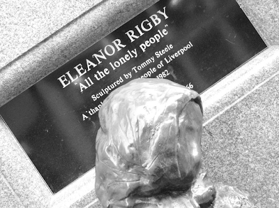 Liverpool Eleanor Rigby Beatles