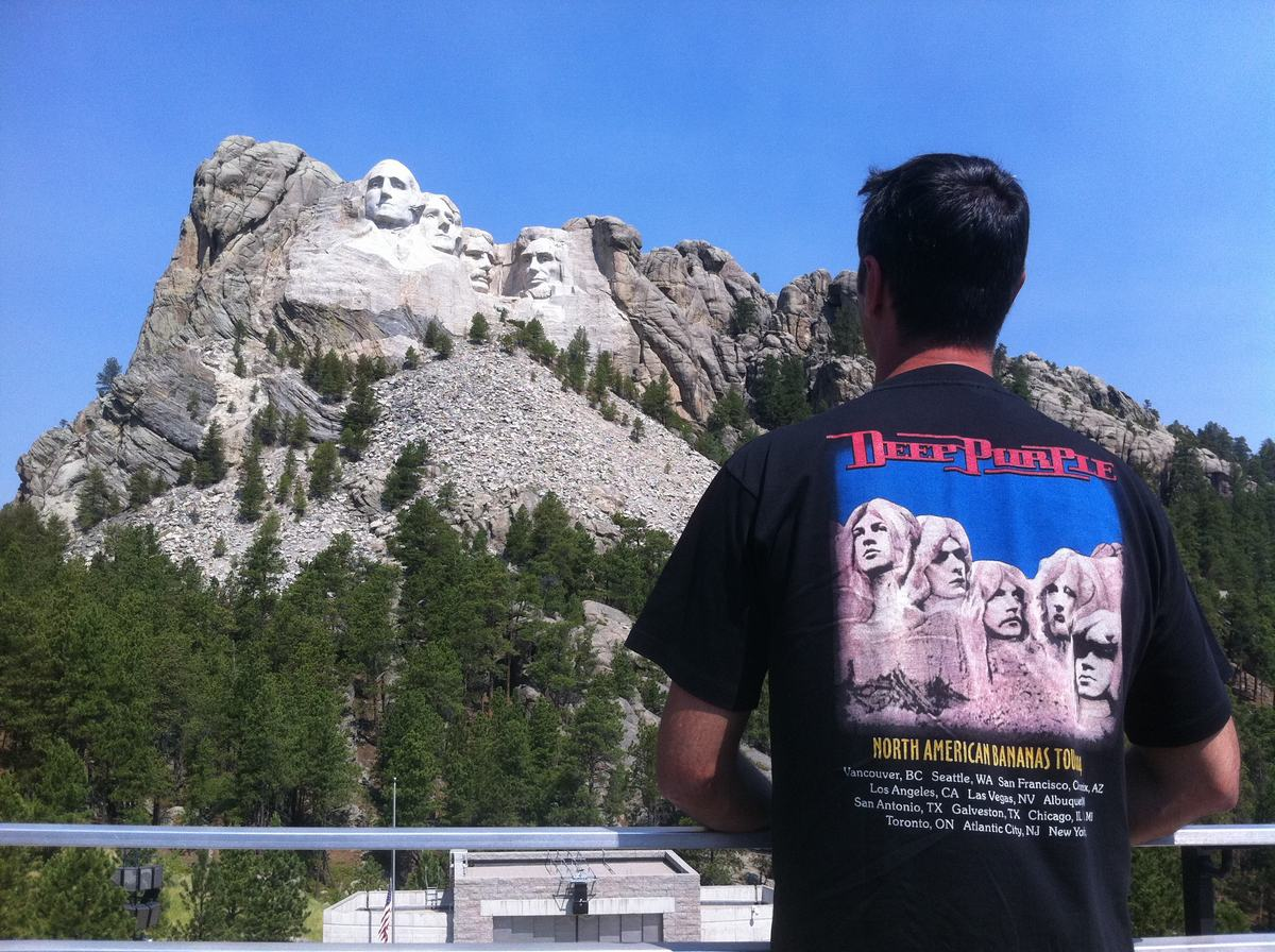 Monte Rushmore, mount rushmore, los presidentes en la roca, presidentes en la montaña