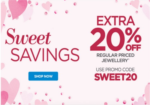 The Shopping Channel Valentine''s Day 20% Off Jewellery Promo Code