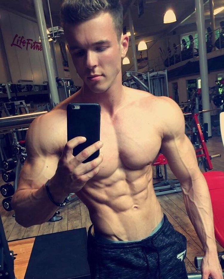 Selfie hot guy Pictures of