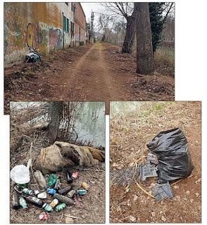 Limpieza basura río Tajo Aranjuez