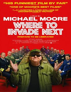 Where to Invade Next (¿Qué invadimos ahora?) (2015)
