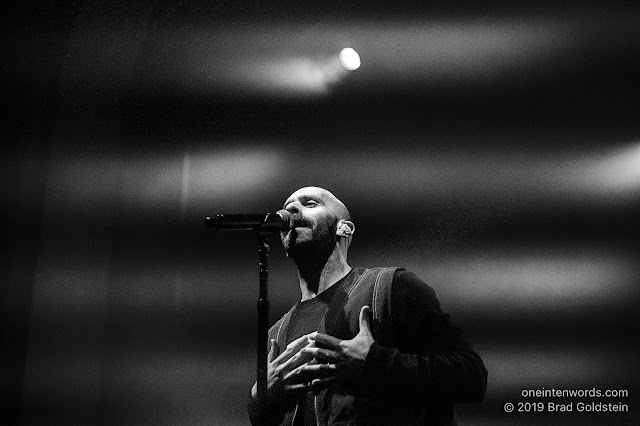 X-Ambassadors at The Danforth Music Hall on June 26, 2019 Photo by Brad Goldstein for One In Ten Words oneintenwords.com toronto indie alternative live music blog concert photography pictures photos