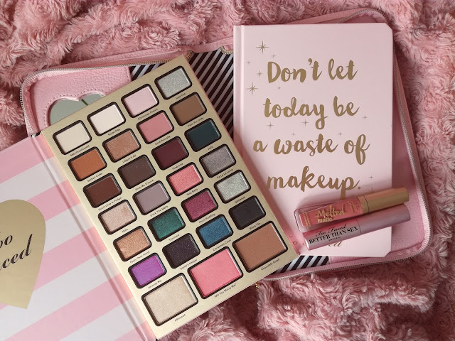 Palette Boss Lady Beauty Agenda de Too Faced
