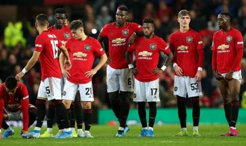 Daftar Skuad Pemain Manchester United
