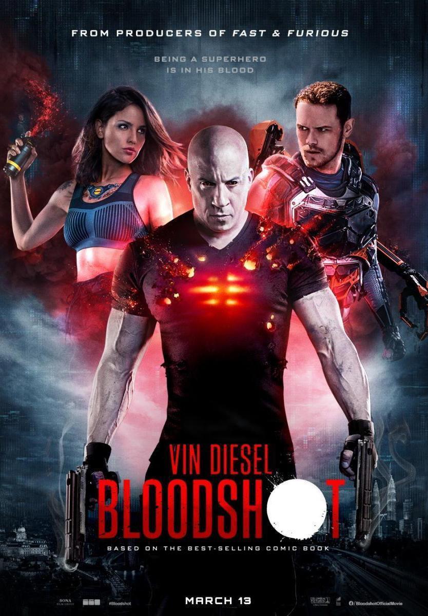 Download Bloodshot (2020) Full Movie in Hindi Dual Audio BluRay 480p [400MB]